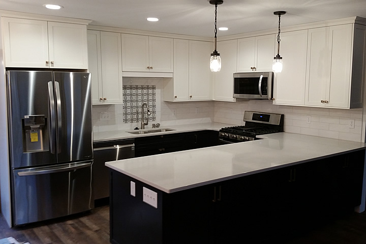 Townhome Kitchen Remodel in Eden Prairie Photo