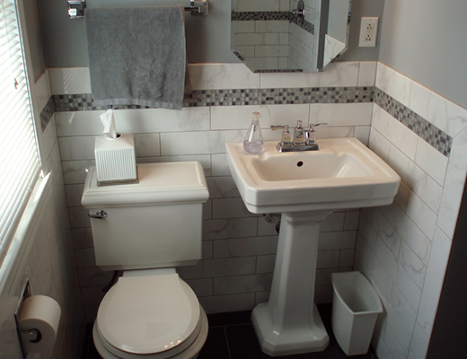 Bathroom Remodel<br><b style='font-size: 11pt;'>New Brighton, MN</b>
